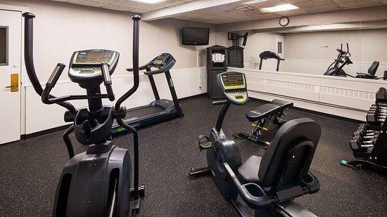 Woodhaven, MI: Fitness Room