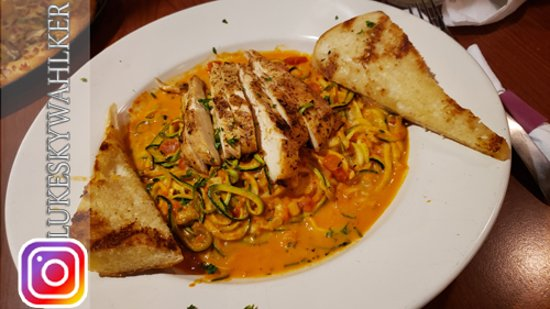 I love this zoodle pasta!
