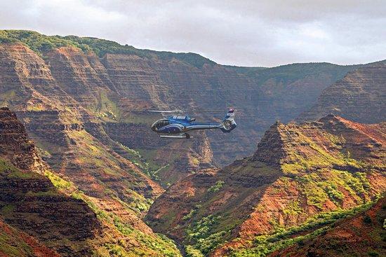 Blue Hawaiian Helicopters - Princeville