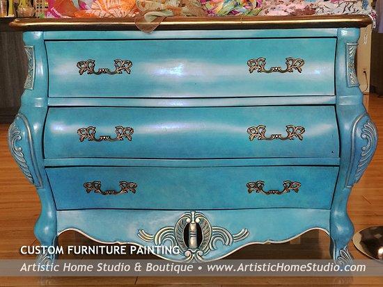 Artistic Home Studio & Boutique