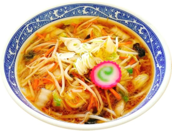 Ramen Taroyama : 野菜らーめん