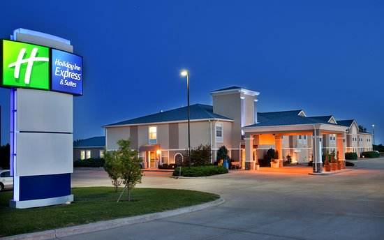 Holiday Inn Express Abilene: Exterior
