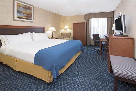 Holiday Inn Express Abilene: Suite