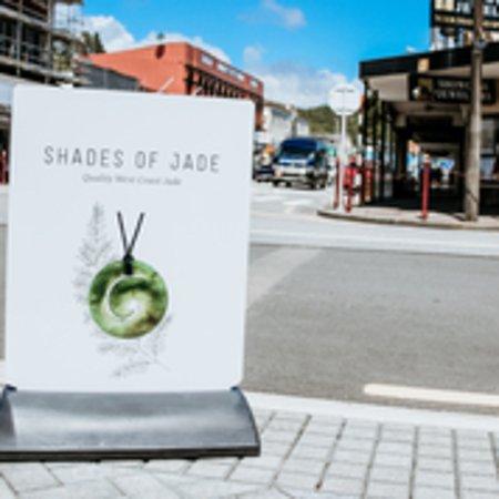 Shades of Jade-The Pounamu shop in Mawhera /Greymouth