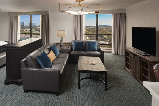 Sheraton Dallas Hotel by the Galleria: Suite