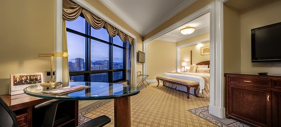 Green Lake Hotel: 至尊房全景