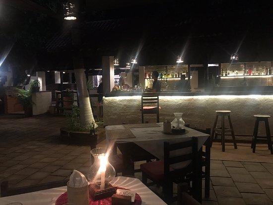 Pochutla, Meksiko: Lugar acogedor y espectacular con toques de arte, una cocina deliciosa, ¡simplemente un espacio para disfrutar! Gracias.