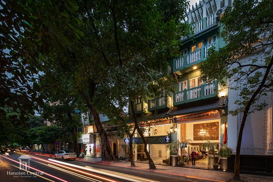 Hanoian Central Hotel & Spa, Hotels in Hanoi