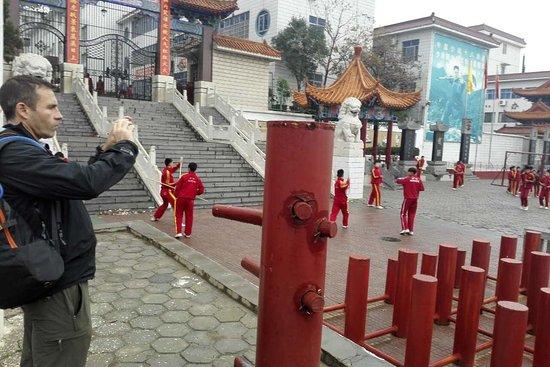 Bilde fra Zhengzhou