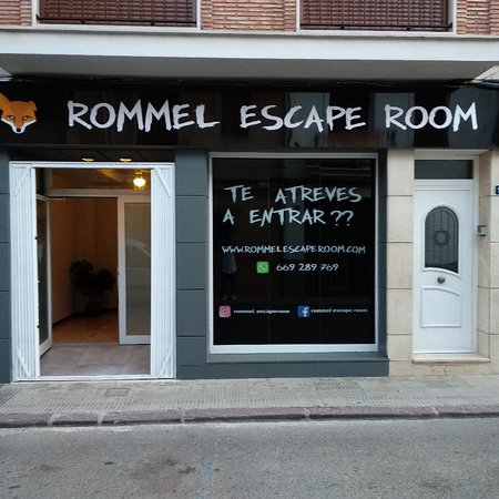Rommel Escape Room