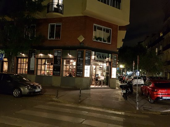 La Caña: Great restaurant