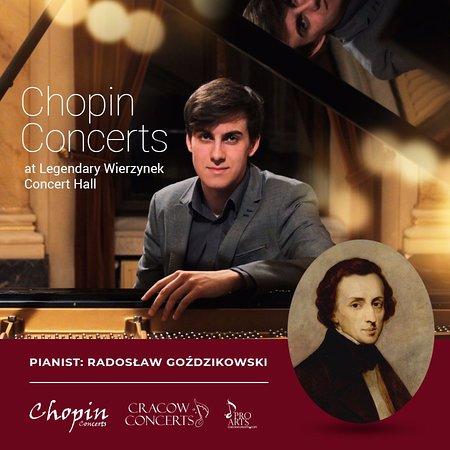 Pro-Arts Cracow Concerts - Koncerty Chopinowskie w Wierzynku