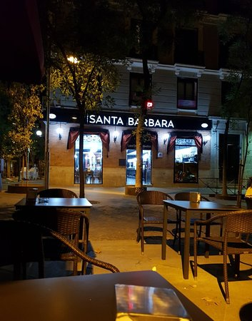 Cerveceria Santa Barbara on Plaza De Santa Barbara