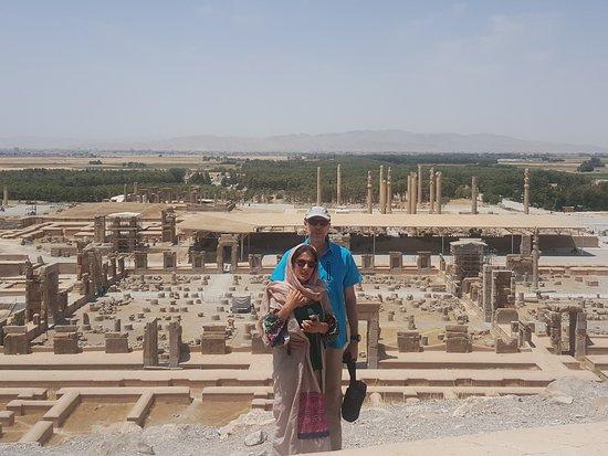In Persepolis