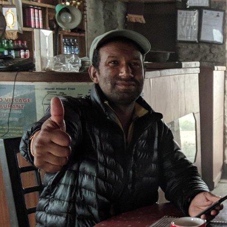 Padam Raj Adhikari