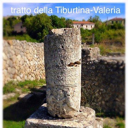 Alba Fucens antica Colonia di Roma.Gioiello della Marsica e del Parco Sirente Velino