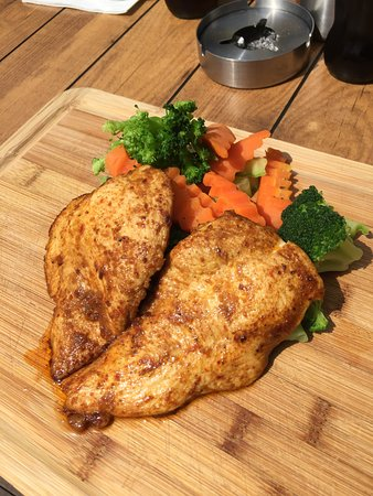 Grilled Chicken - Izgara Tavuk