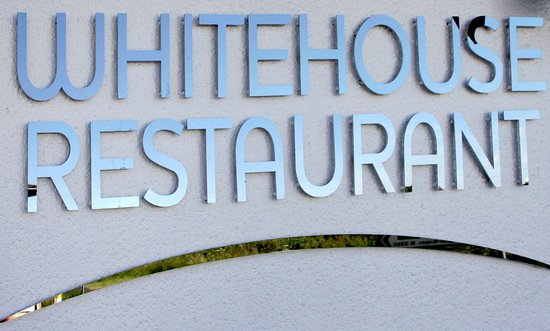 Whitehouse Restaurant Sign