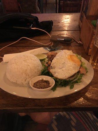 The Big Easy Koh Rong Samloem: Delicious Luk lak