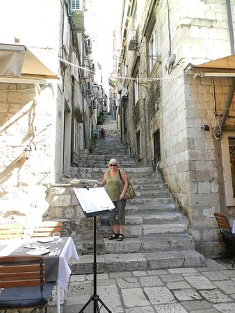 Explore The Many Alleyways Off The Stradun