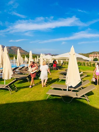 Acroter Hotel Datça - Bahçe