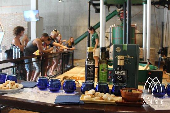 Ven a conocer nuestro aceite de oliva virgen extra