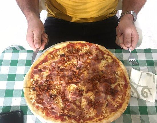 Sole Mare Pizza