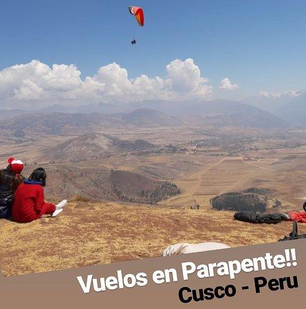 Disfrutando de la vida al Maximo, a segui volando...✌ #PAP #parapente #paragliding #cusco #cuscoperú #peru #peruvian #chinchero #fly #love