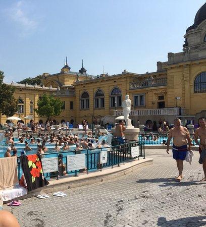 Budapešť Fotografie