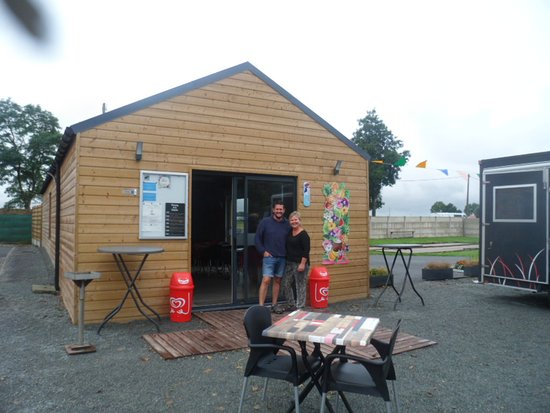 Dunkirk, Frankreich: camping pitgam