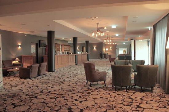 Wittenburg, Tyskland: Hotel-Lobby