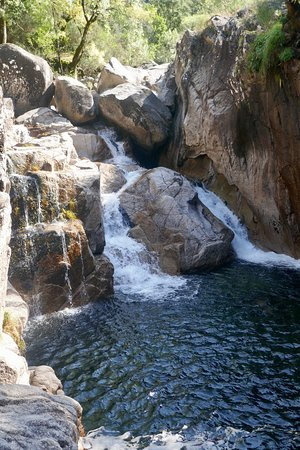 4x4 to waterfalls, lagoons & old village in Gerês Park with Lunch Included: waterfalls