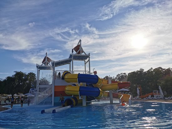 TUI MAGIC LIFE Calabria: Water park for kids