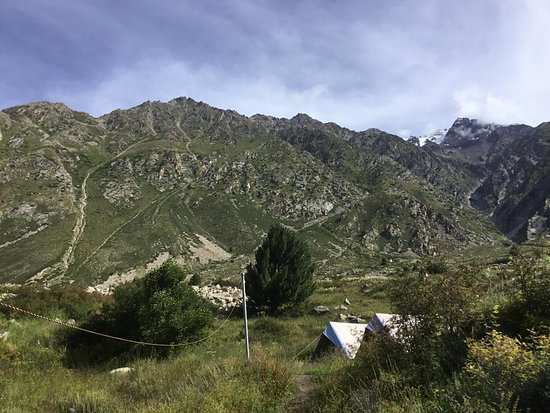 Nargu Camp & Adventure: View from Camp Site