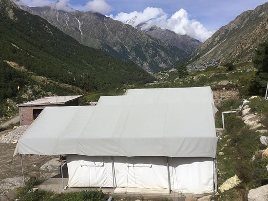 Nargu Camp & Adventure: View from Camps Site