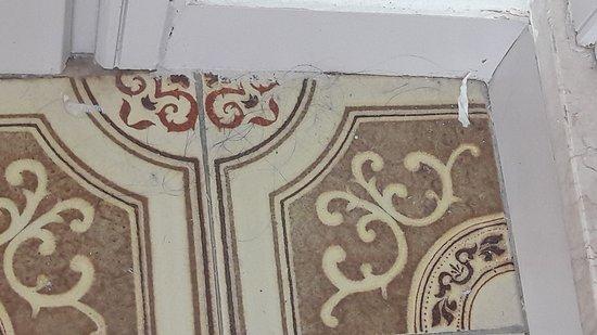 pavimento camera