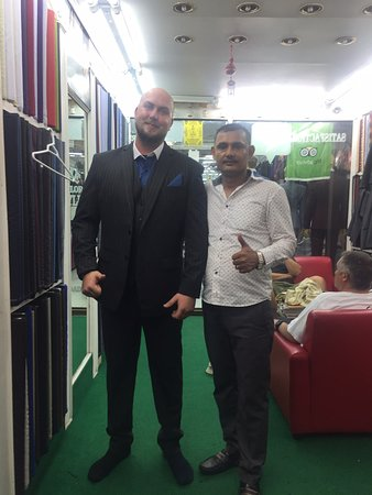 Amazing tailor in Phuket Patong..Next style Tailor