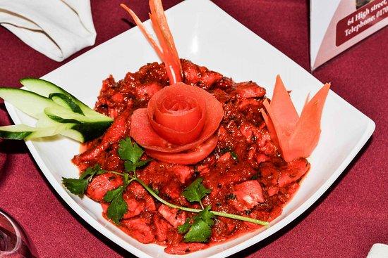 Taste of Aveley: Best tandoori chicken