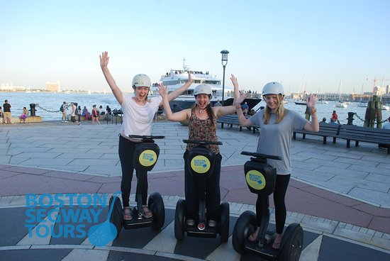 Boston Segway Tours: #Girls #day out? From #BackBay to #FaneuilHall, we've got you covered here in #Boston! A #Segway  #Tour is sure for an unforgettable experience 😃 www.bostonsegwaytours.net