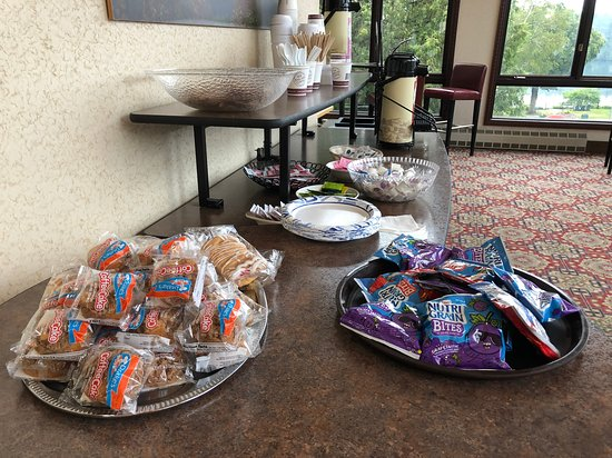 Lake Placid Summit Hotel - more of that yummy breakfast!