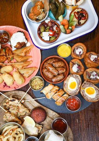 Platters selection