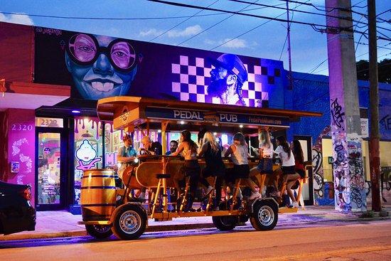 Pedal Pub Miami
