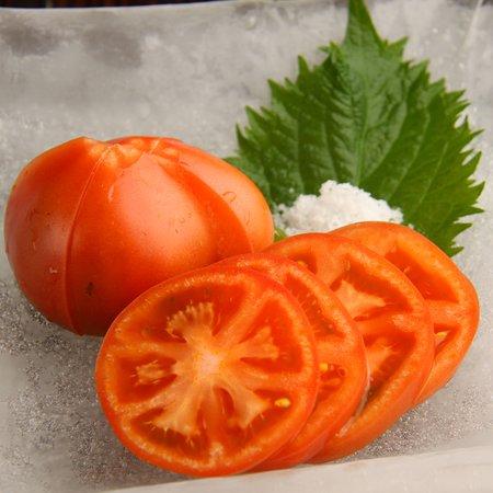 Tokyo Imaiya Honten: 冷やしトマト