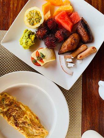 Taarab Restaurant: Breakfast