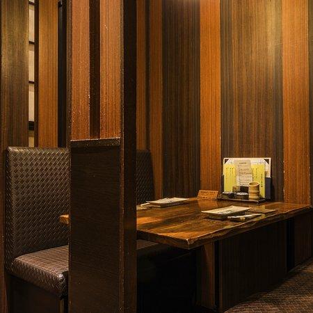 Nagoya Imaiya Honten: デート向きの個室