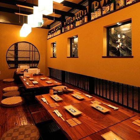 Nagoya Imaiya Honten: 宴会個室