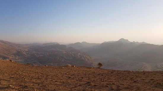 Petra/Wadi Musa, Jordanien: On our way home...