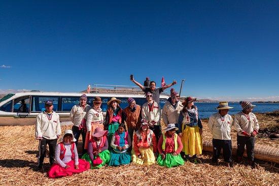 Kaypi Peru tour operator at Titicaca Lake