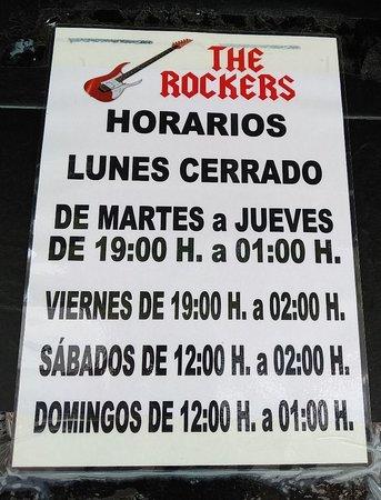 The Rockers Steak House