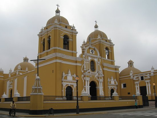 Trujillo, Perú: katedraal